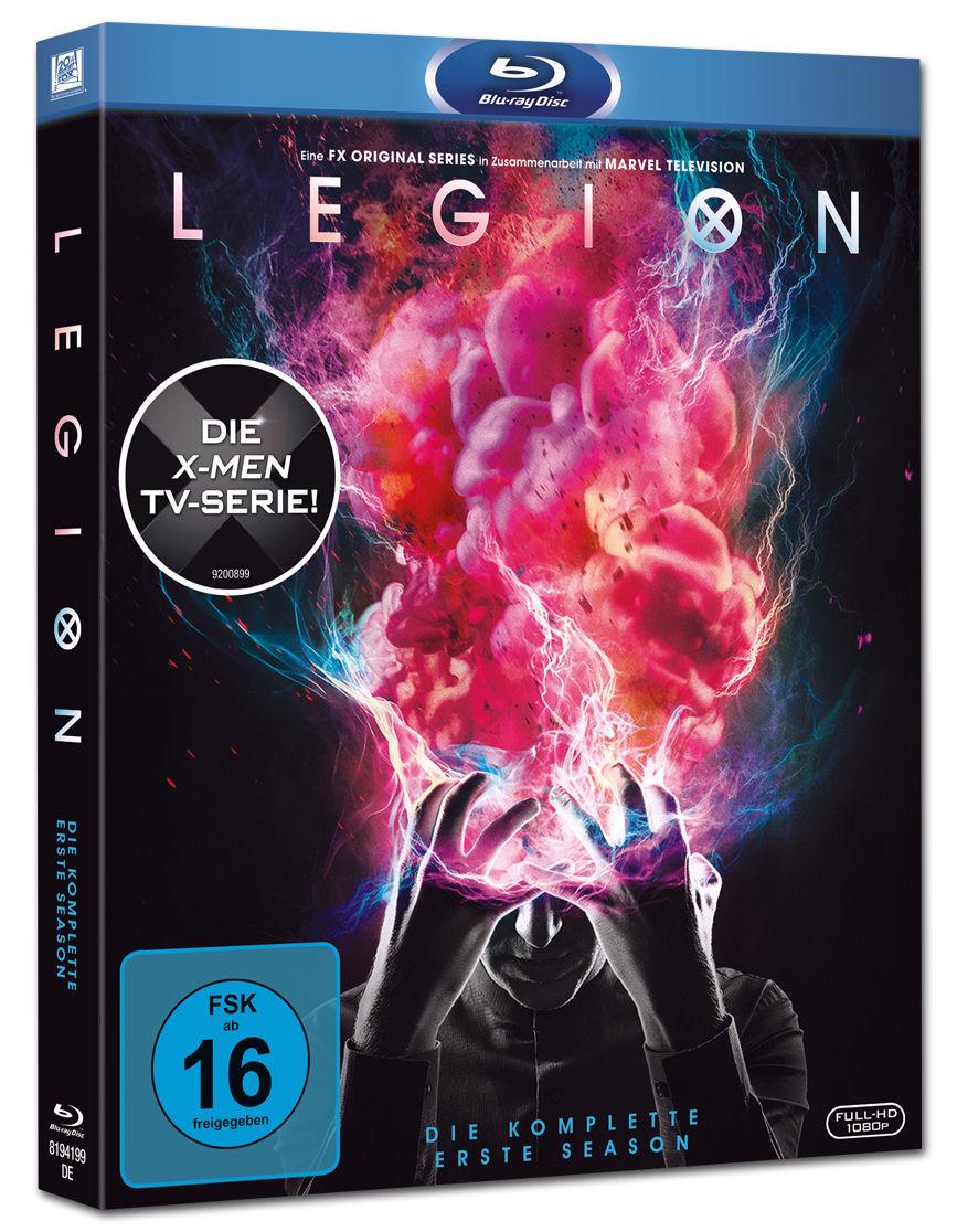 Legion Staffel 1