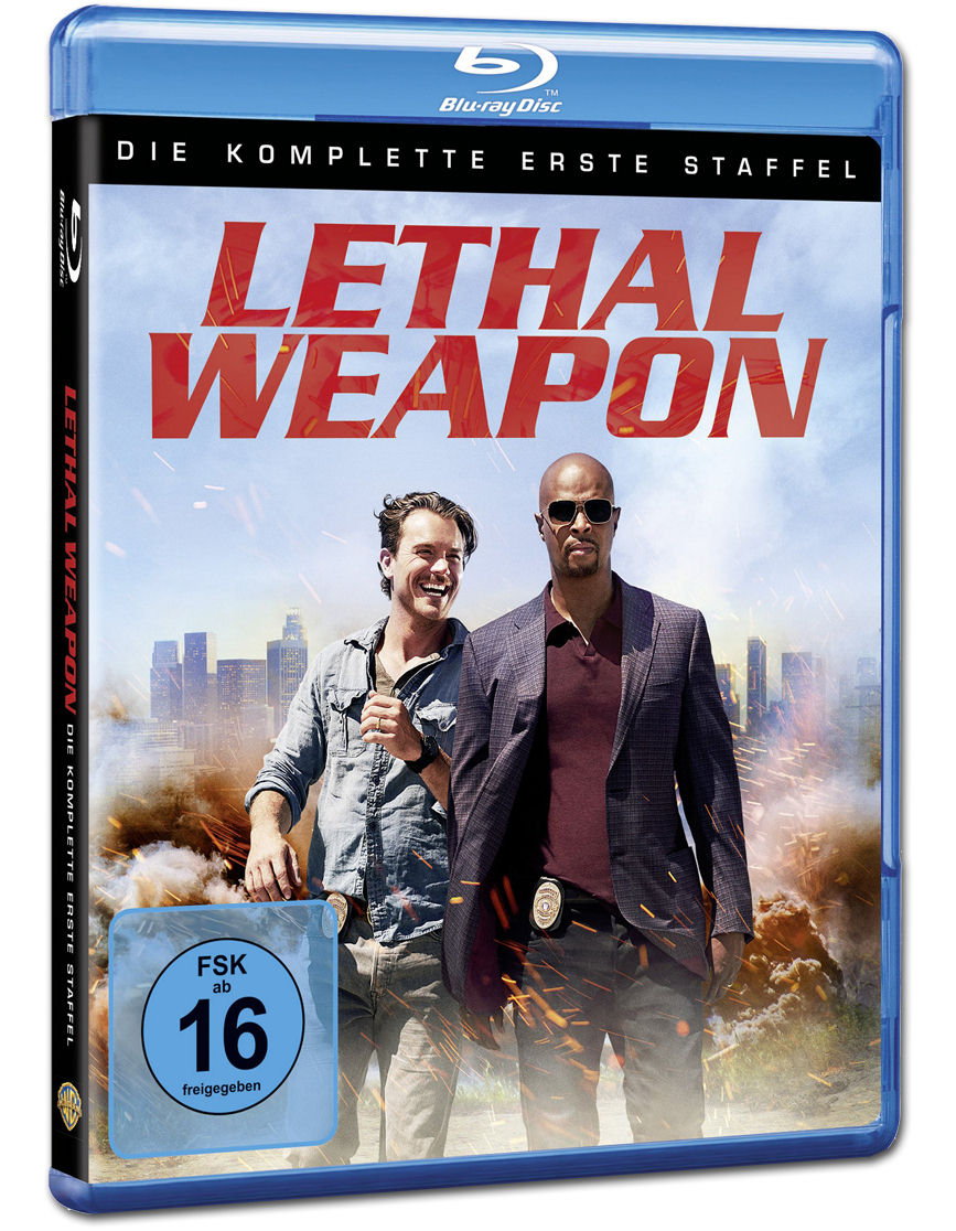 Lethal Weapon Staffel