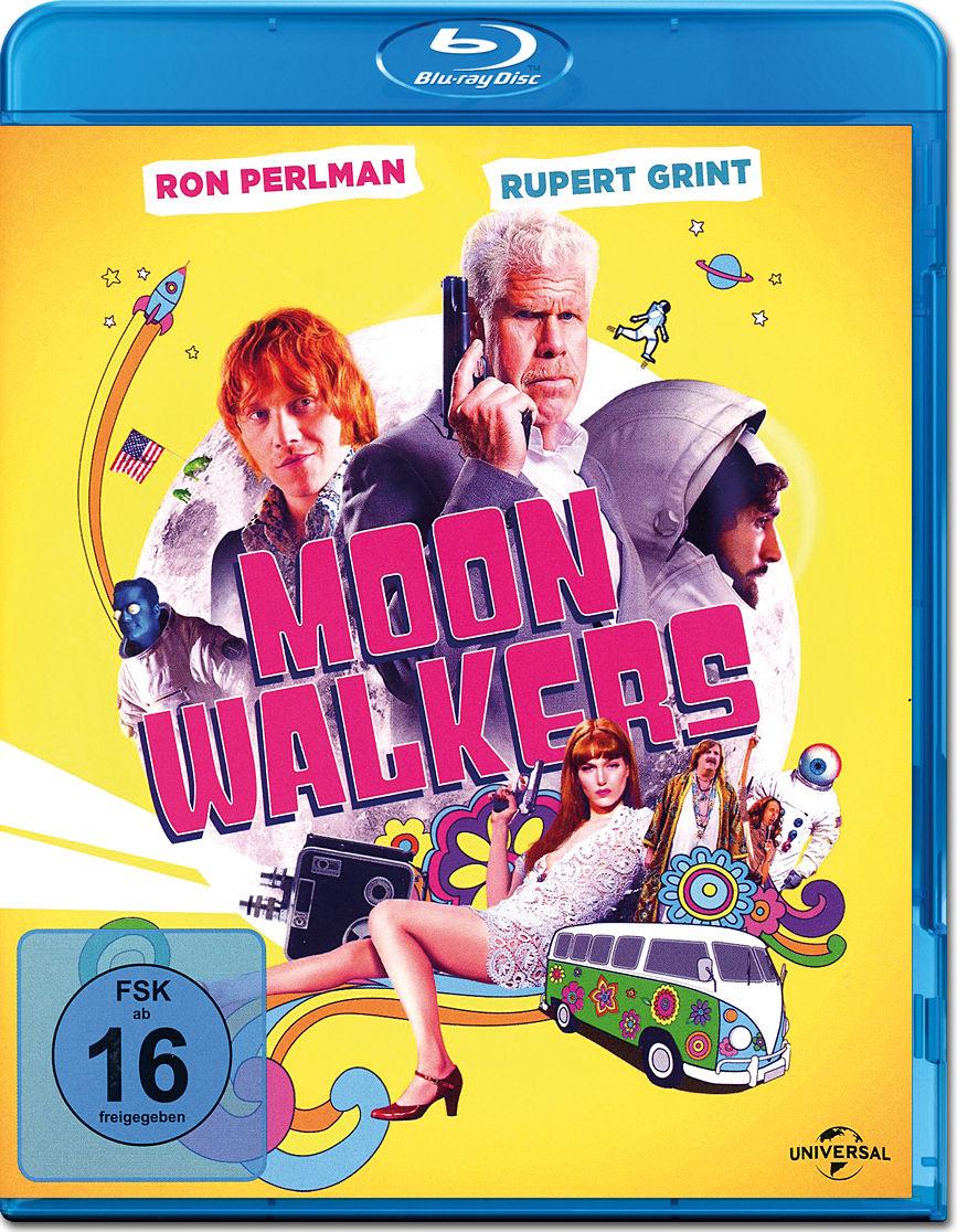 Moonwalkers Blu-ray [Blu-ray Filme] • World of Games Stephen Campbell Moore
