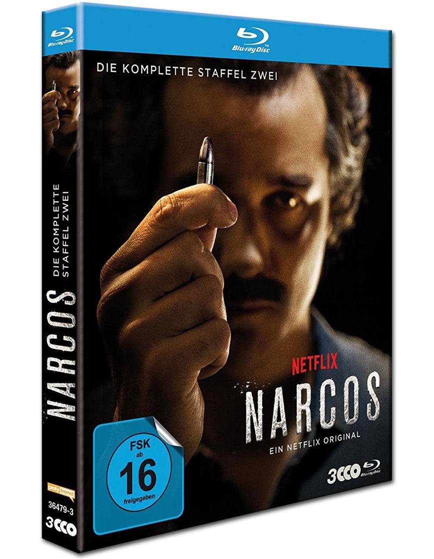 2. Staffel Narcos