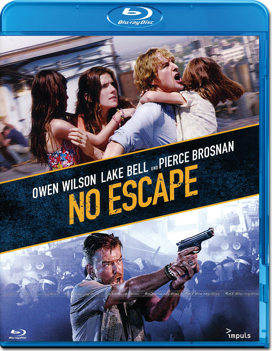 No Escape (2015) BluRay 720p 1.2GB [Telugu-Tamil-Hindi-Eng] ESub MKV