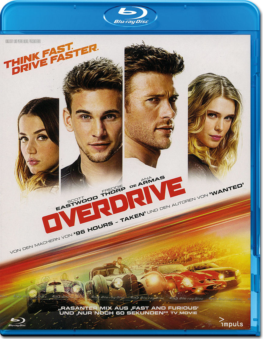 Overdrive (2017) 720p BluRay x264 ESubs AC3 Dual Audio [Hindi DD2.0 + English DD2.0]