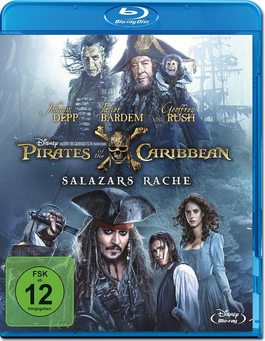 Pirates Of The Caribbean Salazars Rache
