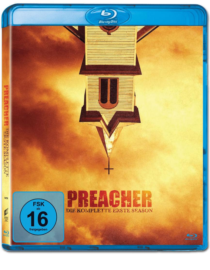 Preacher Staffel 1