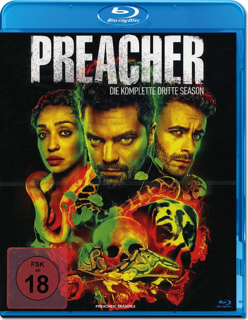 Preacher 3. Staffel