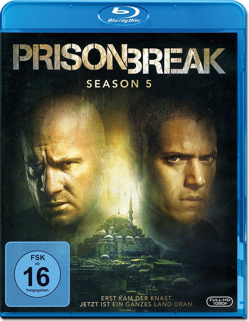 Prison Break Staffel 5 Folge 5