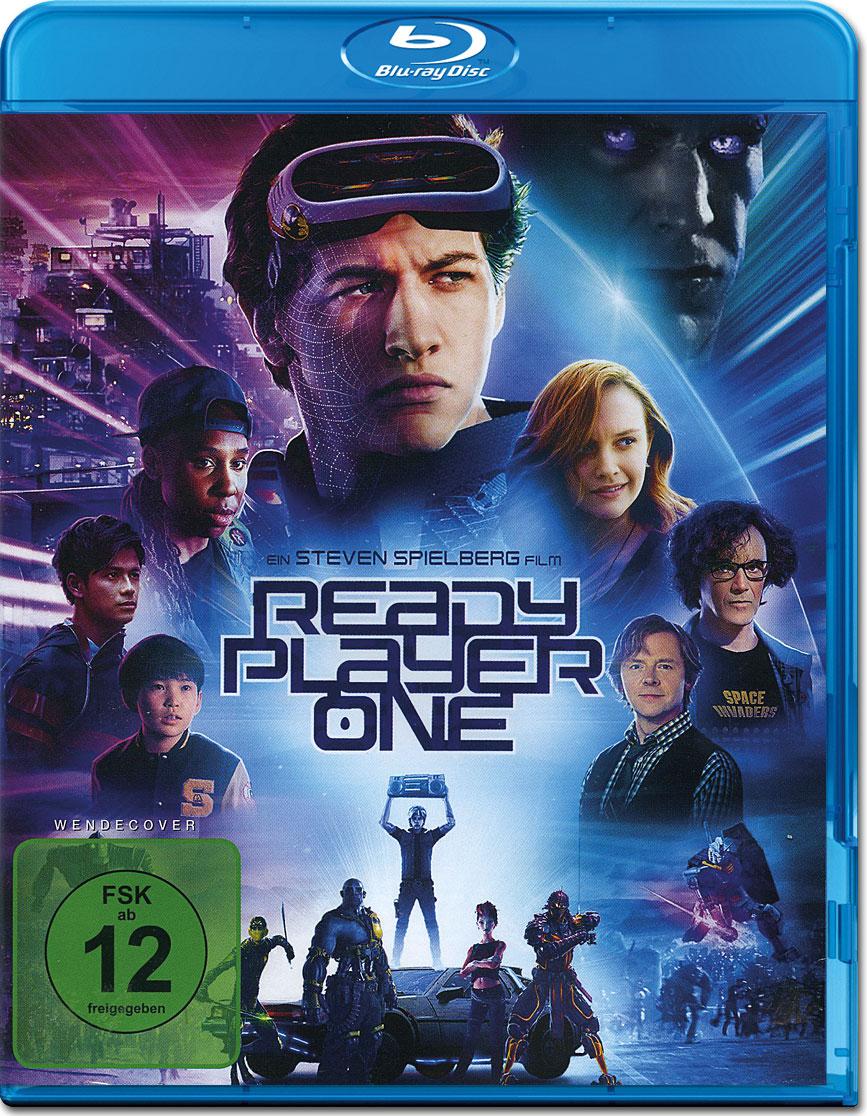 ready player one bluray bluray filme � world of games