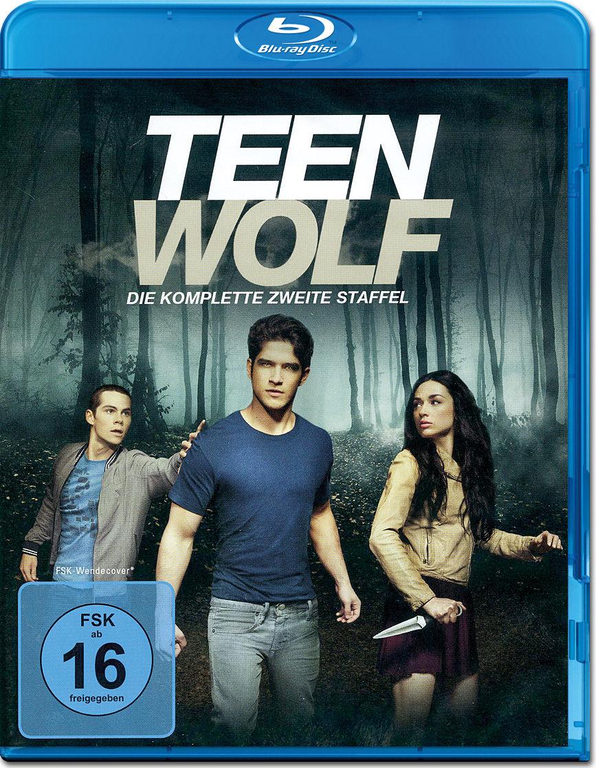 Teen Wolf Staffel 2