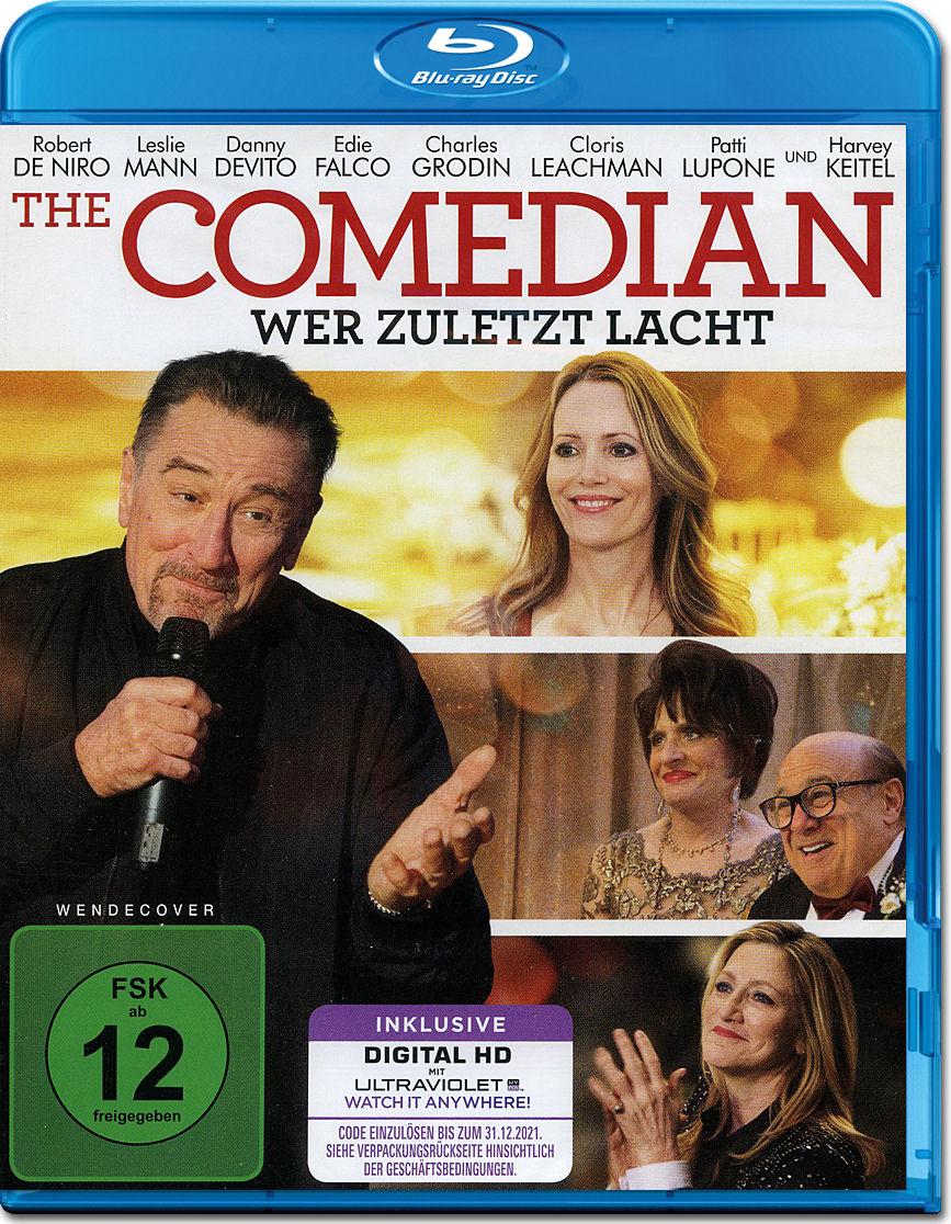 The Comedian Wer Zuletzt Lacht Blu Ray Blu Ray Filme World Of Games