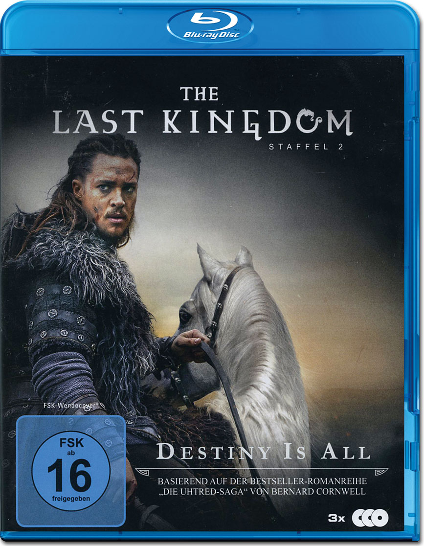 The Last Kingdom Staffel 3