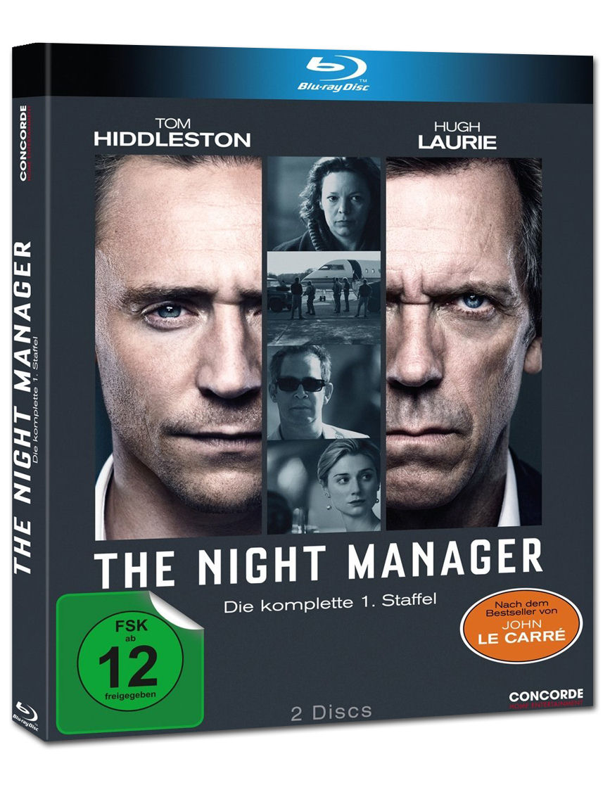 The Night Manager Staffel 2