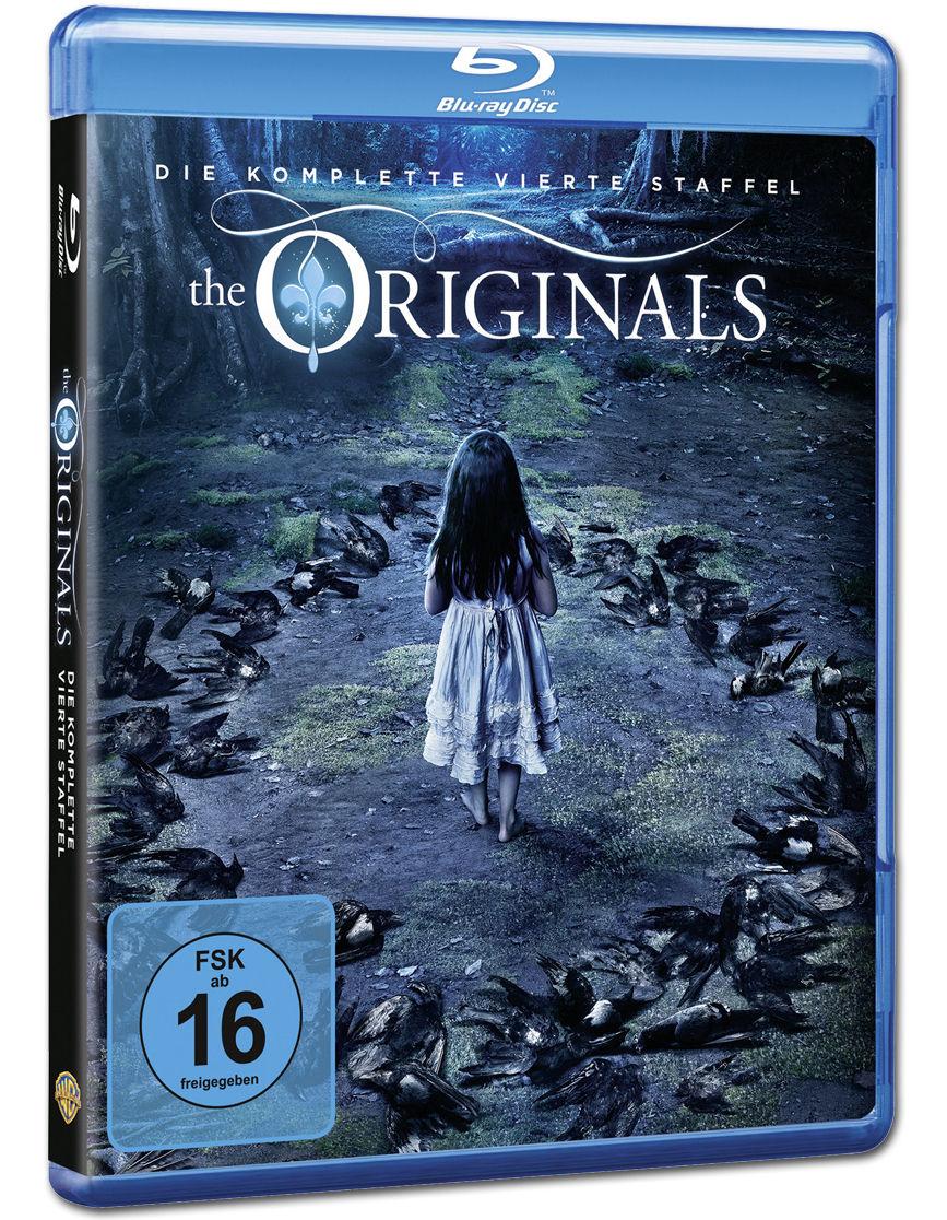 The originals staffel 4 blu ray 2 discs blu ray filme for The originals staffel 4