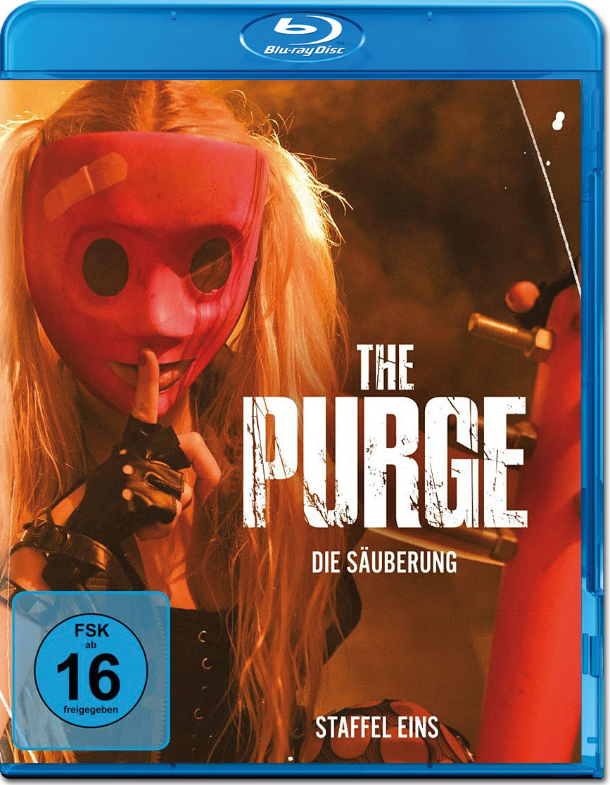 The Purge Staffel 2