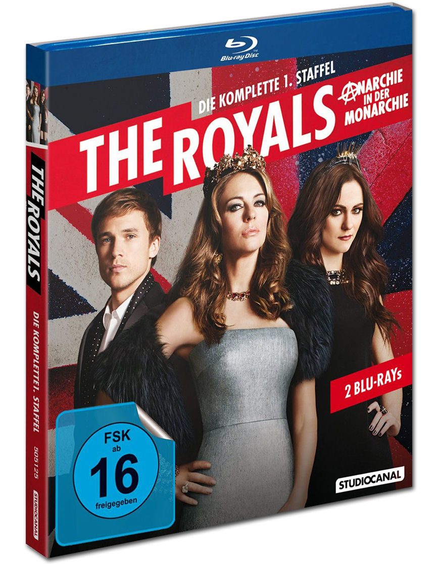 The Royals 2 Staffel Deutschland
