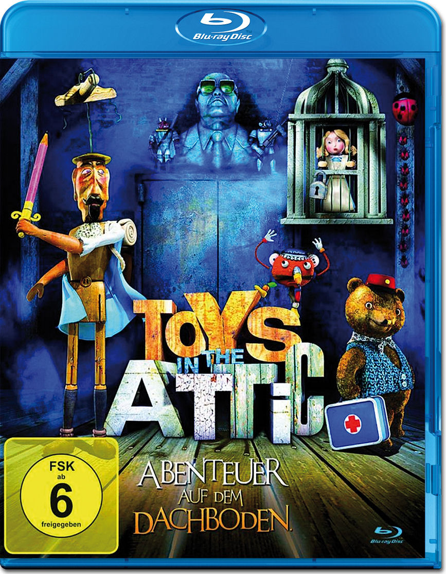 toys in the attic abenteuer auf dem dachboden blu ray blu ray filme world of games. Black Bedroom Furniture Sets. Home Design Ideas