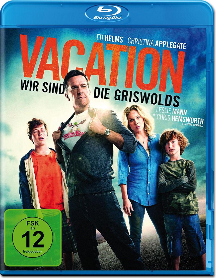 Vacation: Wir sind die Griswolds Blu-ray [Blu-ray Filme ...