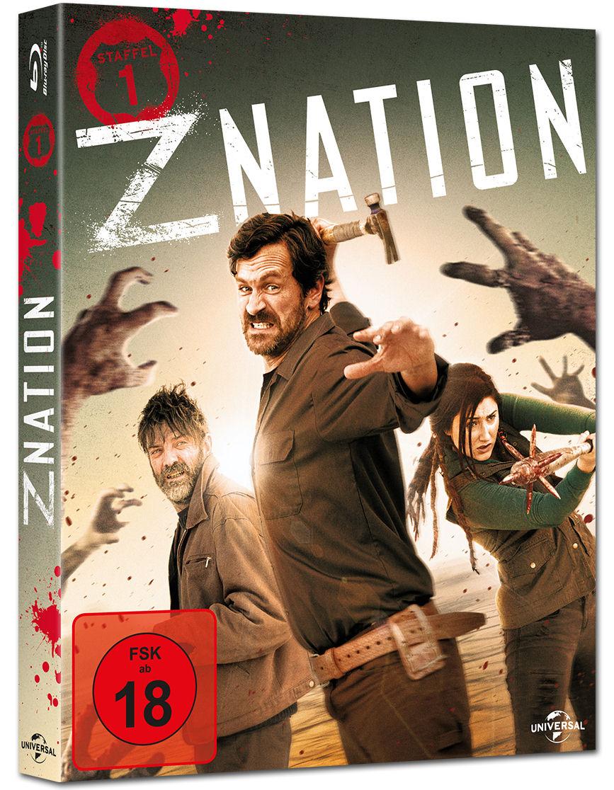Z-Nation Staffel 1