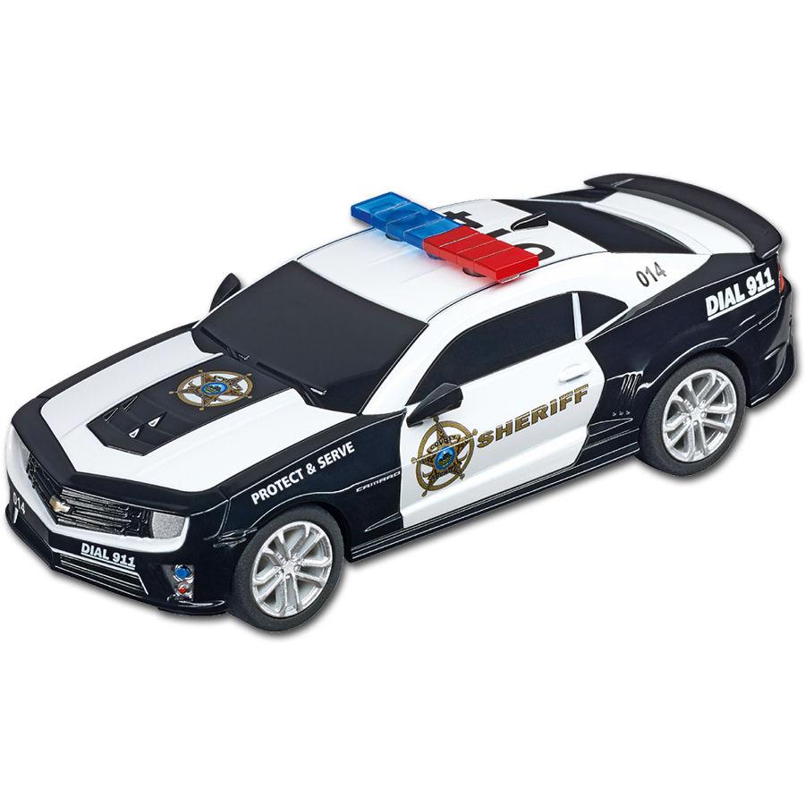 carrera go auto chevrolet camaro sheriff carrera world of games. Black Bedroom Furniture Sets. Home Design Ideas