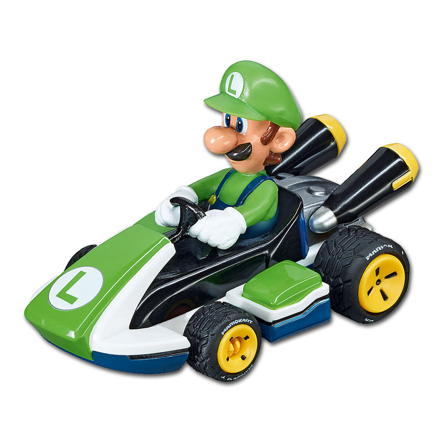 carrera go auto mario kart 8 luigi carrera world. Black Bedroom Furniture Sets. Home Design Ideas