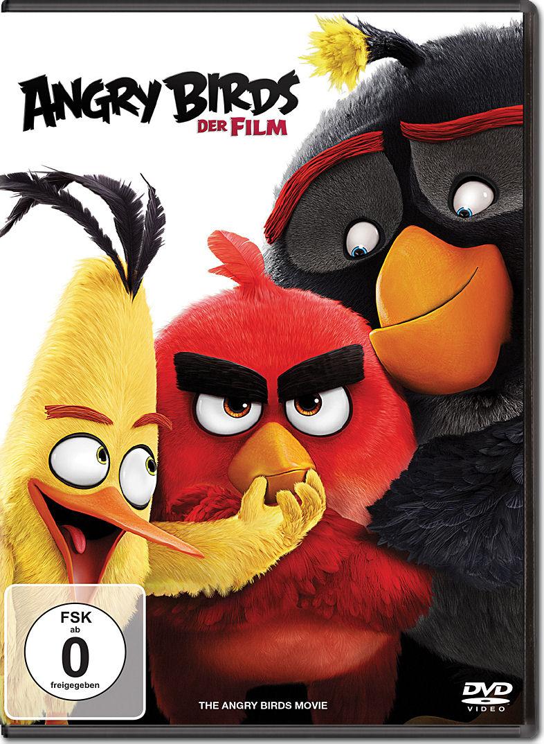 Angry Birds: Der Film ...