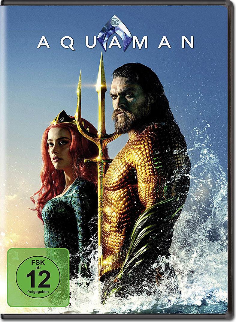 Aquaman [DVD Filme] �...