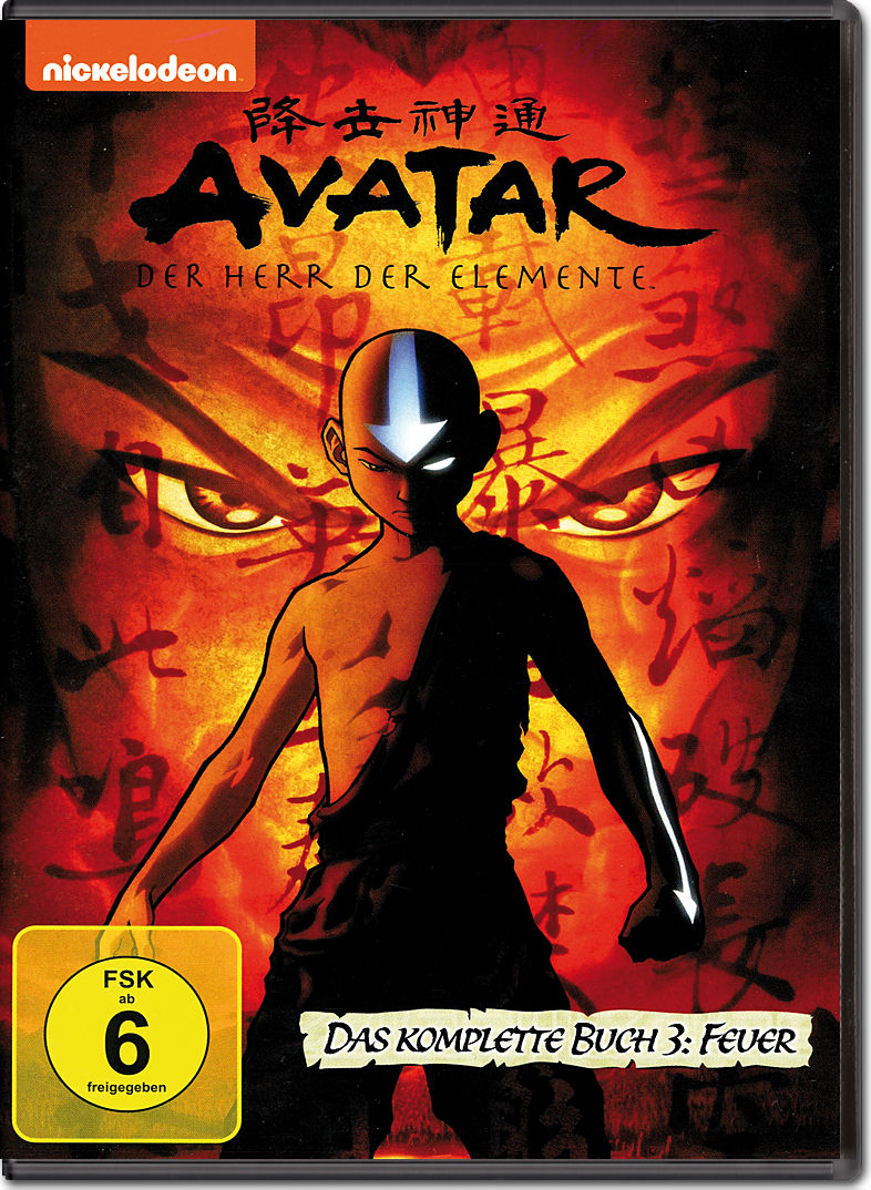 Avatar Der Herr Der Elemente Staffel 3