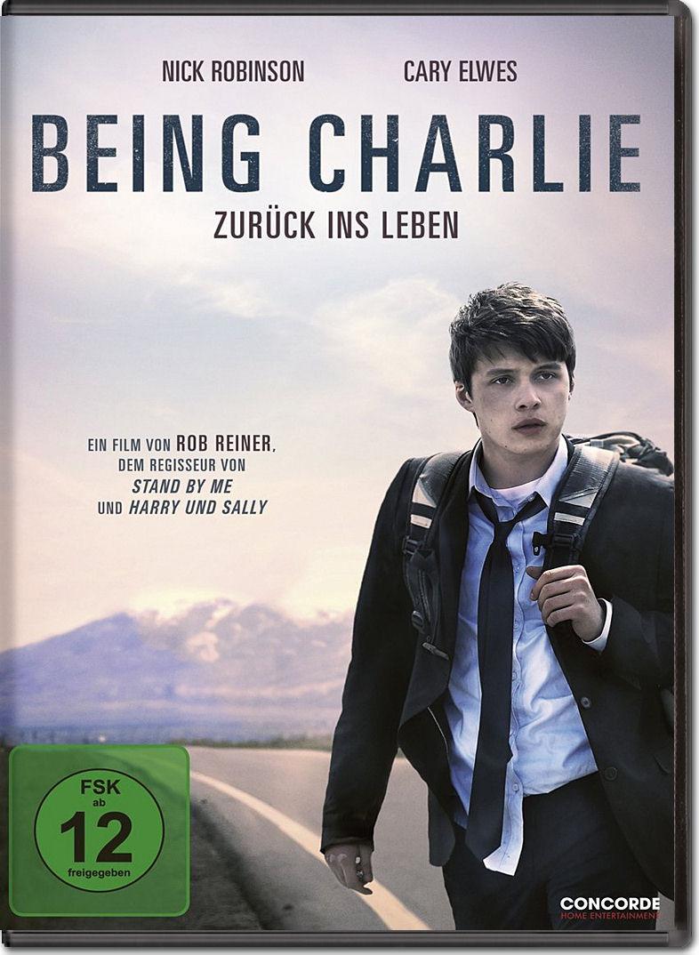 Being Charlie Zurück Ins Leben