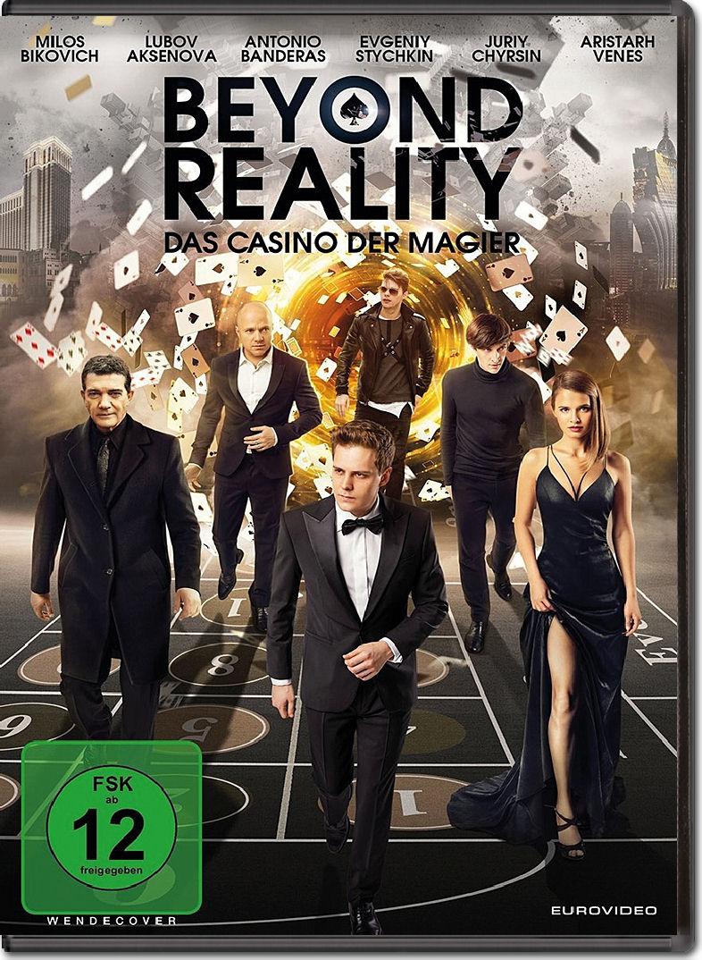 beyond reality - das casino der magier englisch