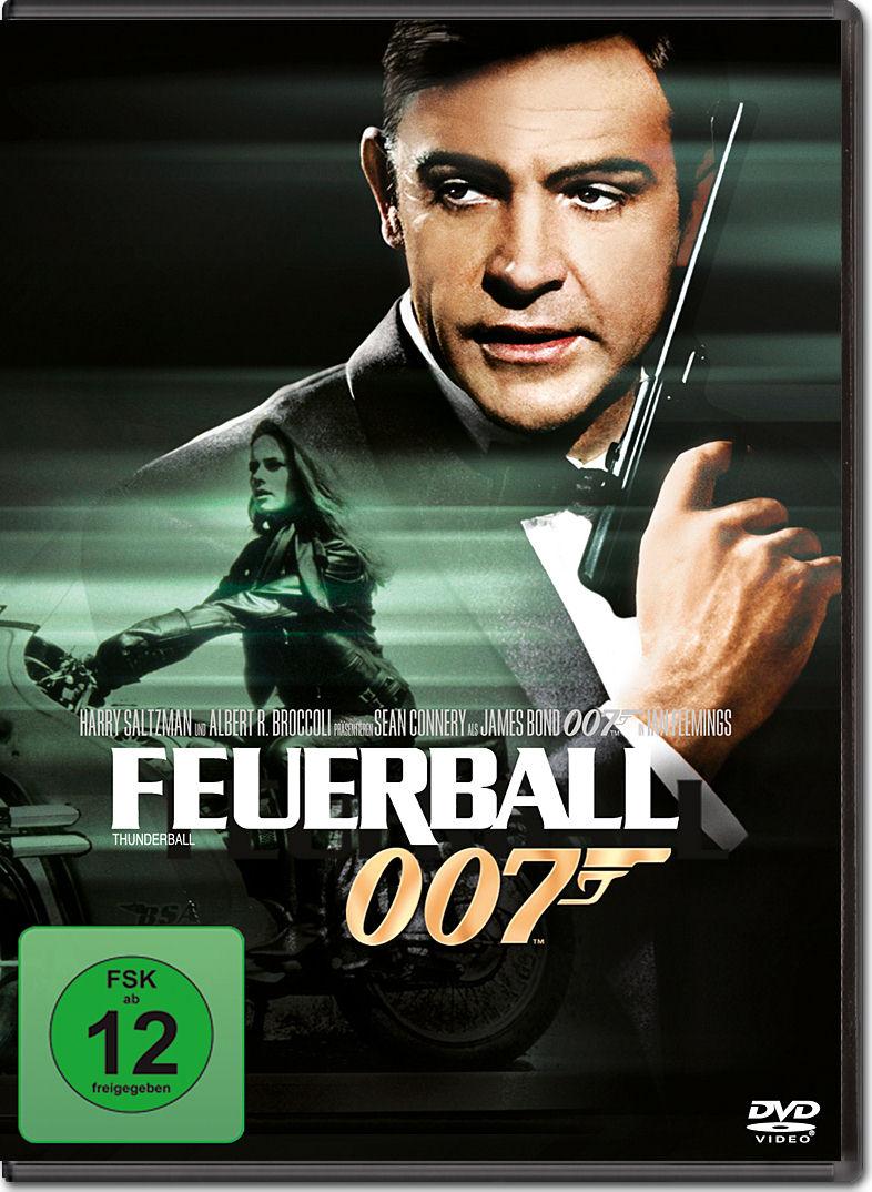 Feuerball James Bond