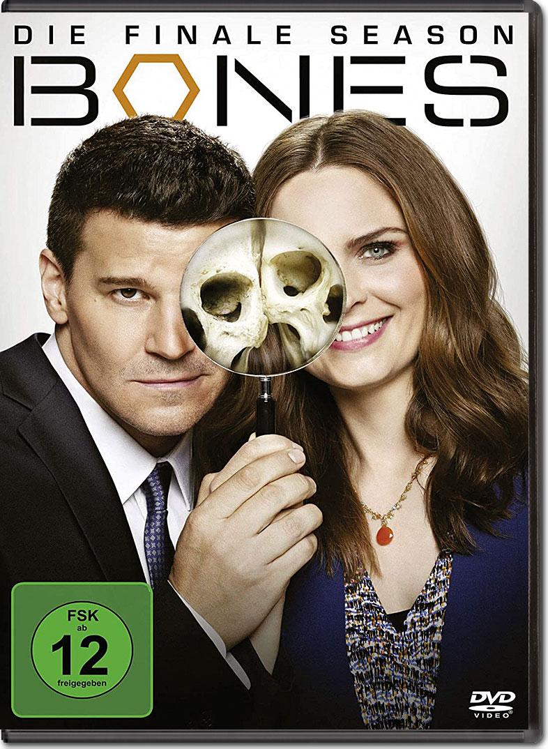 Bones – Die Knochenjägerin Staffel 12