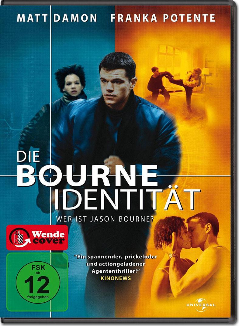 Bourne Identität