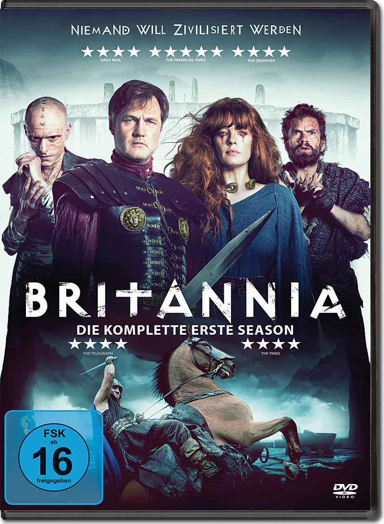 Britannia Staffel 2 Erscheinungsdatum