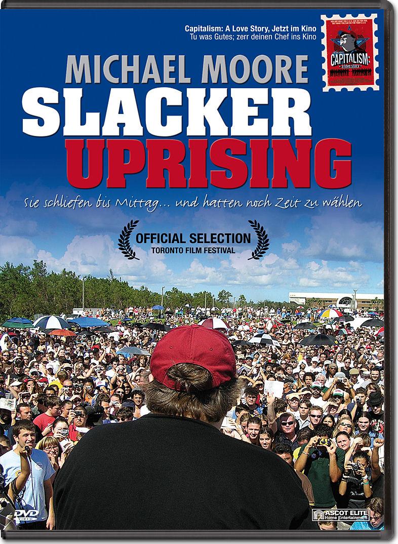 Slacker Uprising Tour