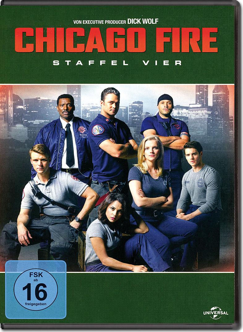 Chicago Fire Staffel 7 Dvd