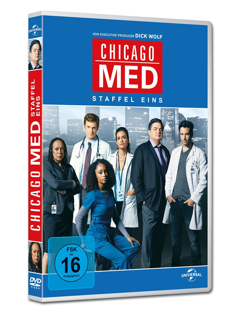 Chicago Med Staffel 1
