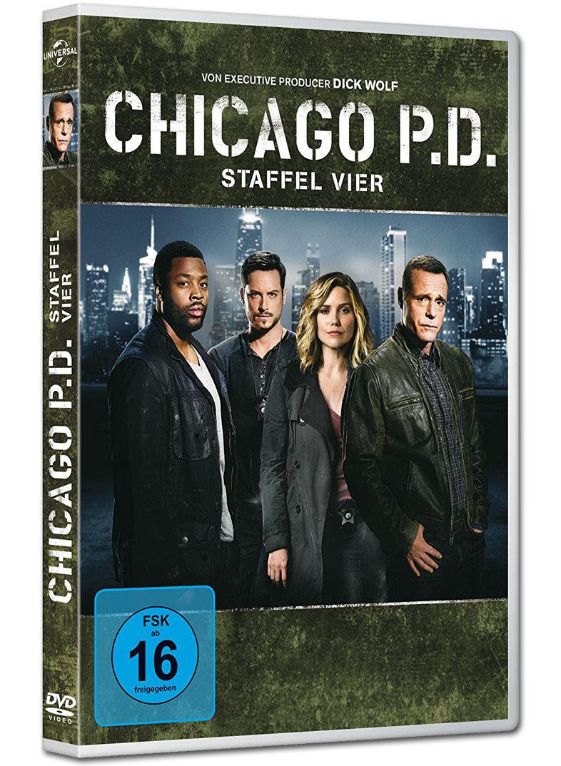 Chicago P.D. Staffel 4