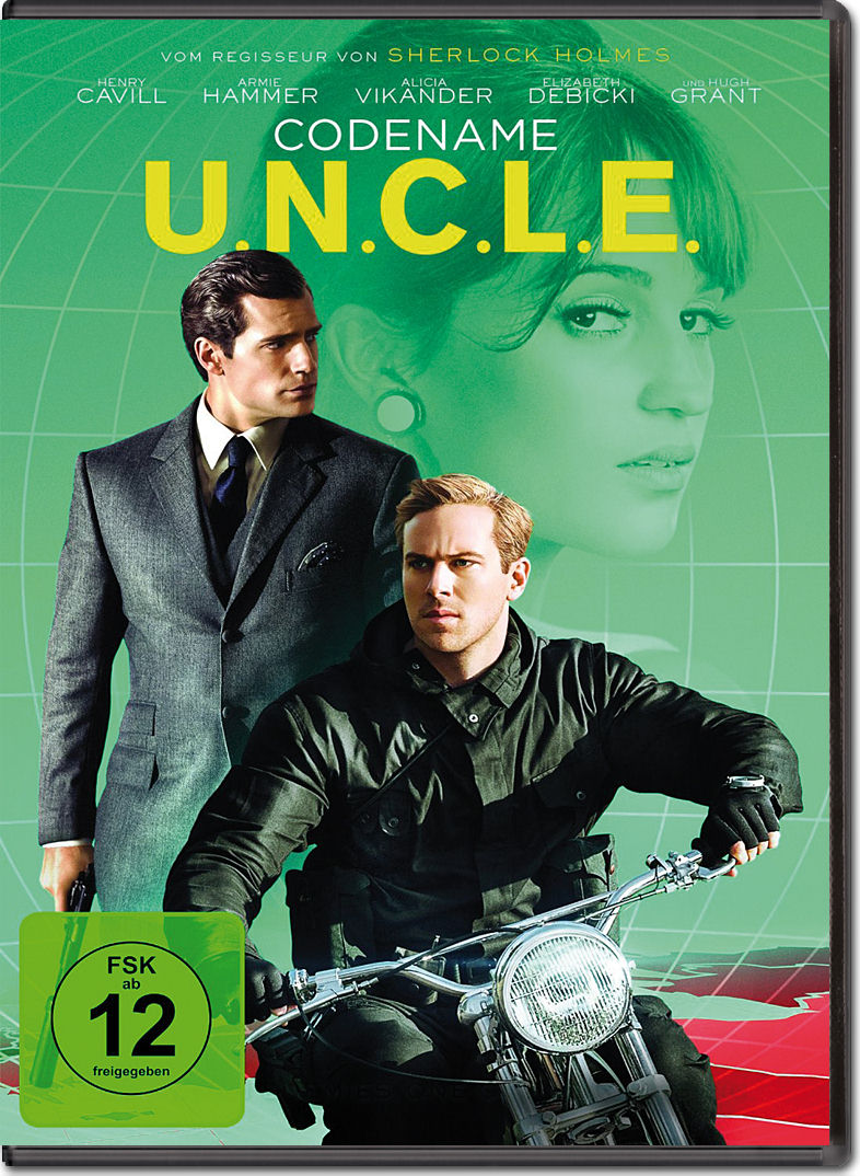 codename uncle 2 erscheinungsdatum