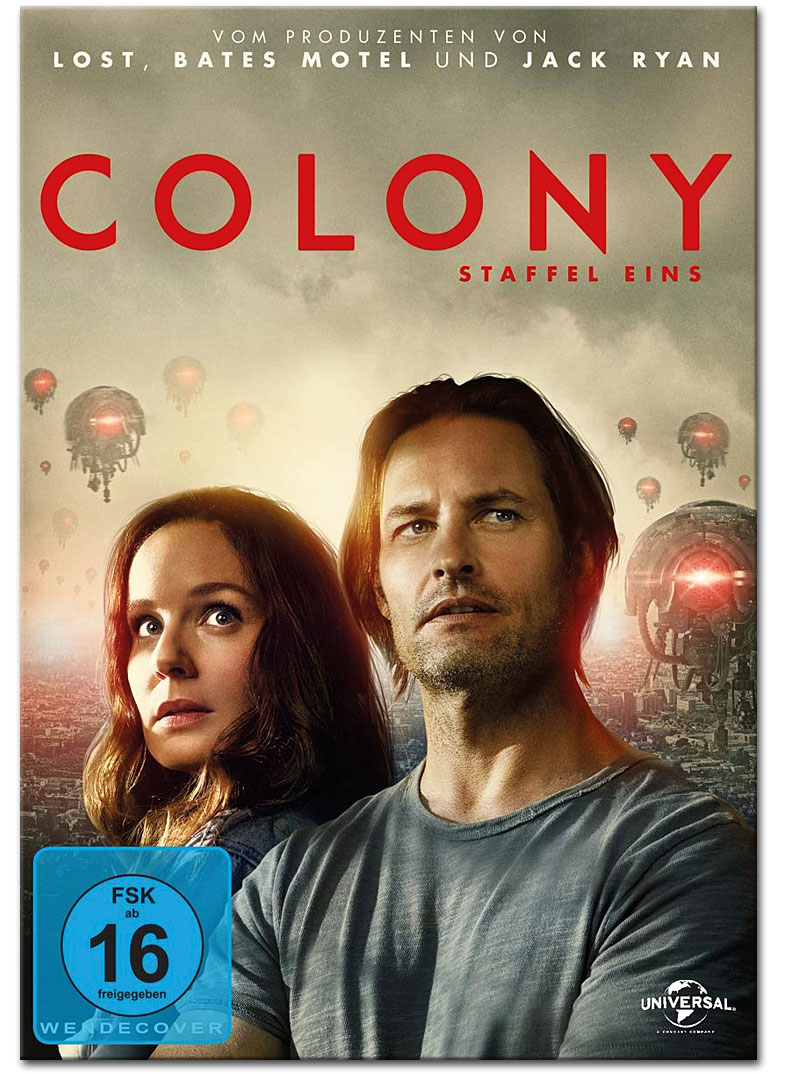 Colony Staffel 3 Stream