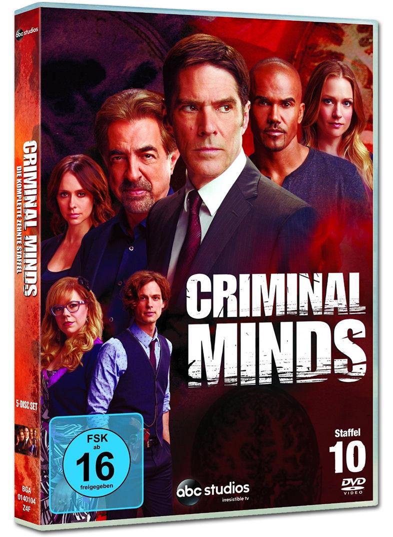 Criminal Minds Staffel 10 Deutsch