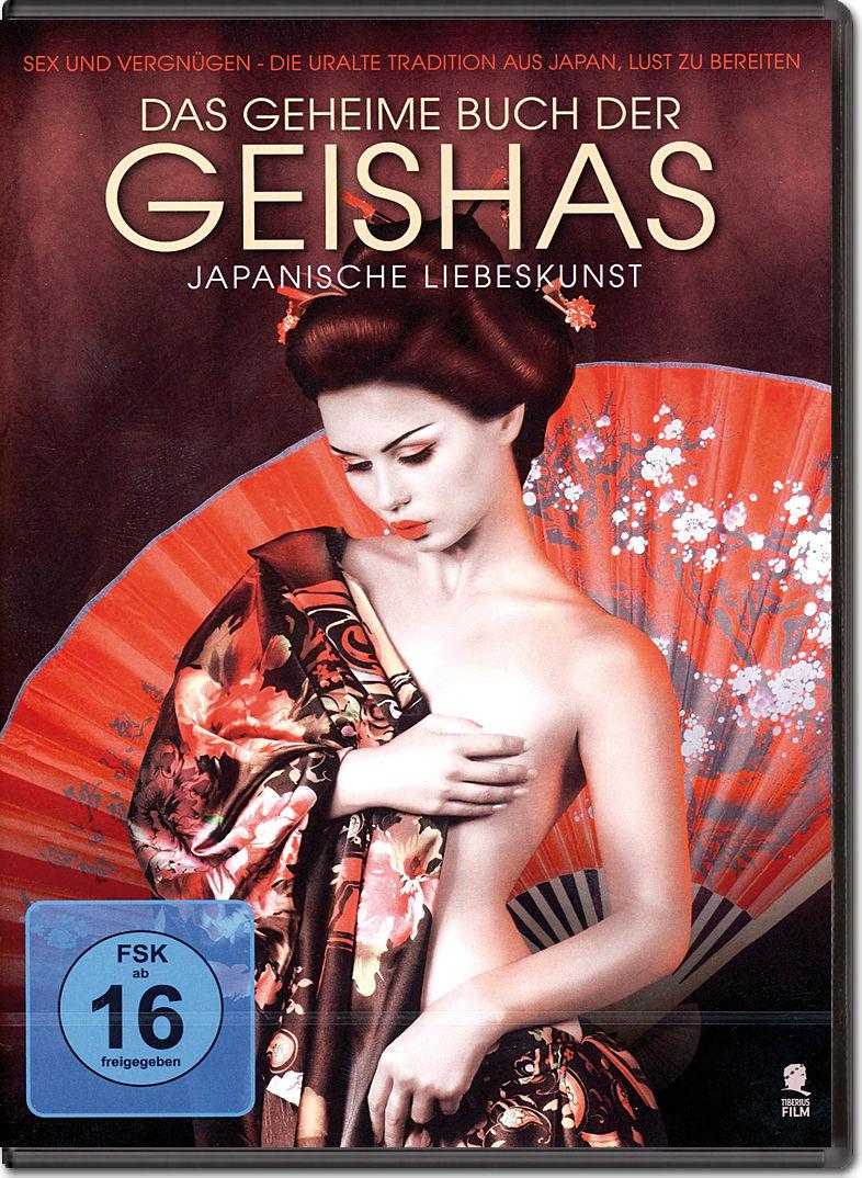Das geheime Buch der Geishas - Japanische Liebeskunst