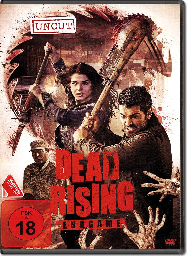 Dead Rising Endgame Dvd Filme World Of Games