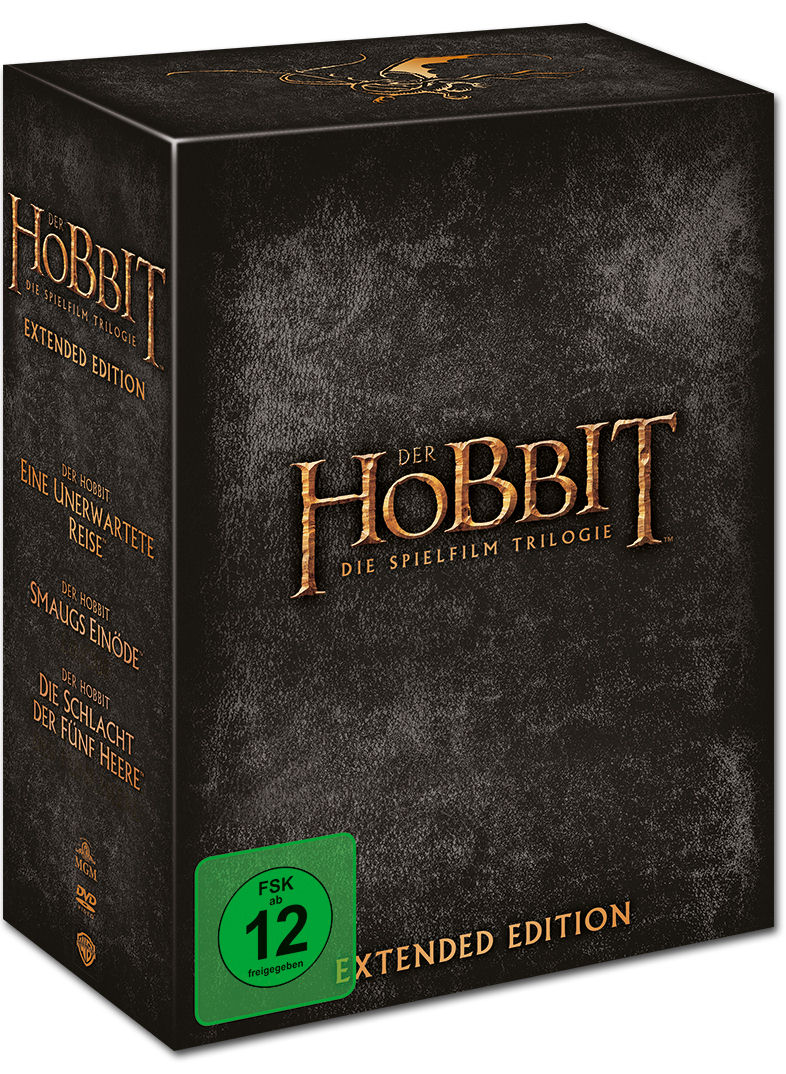 Hobbit Dvd Box