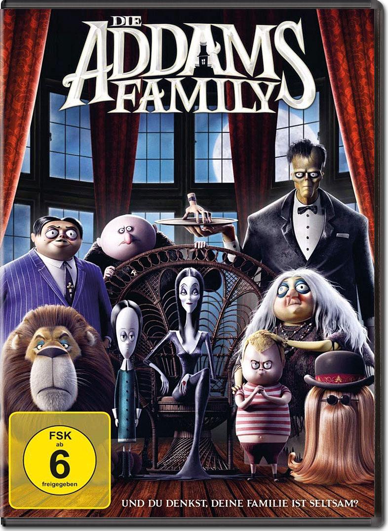 Die Neue Addams Family