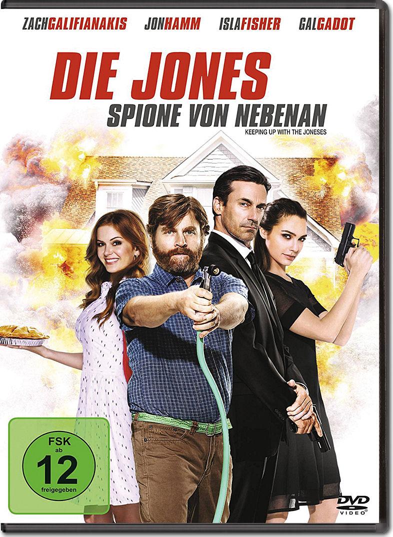 The Jones Spione Von Nebenan