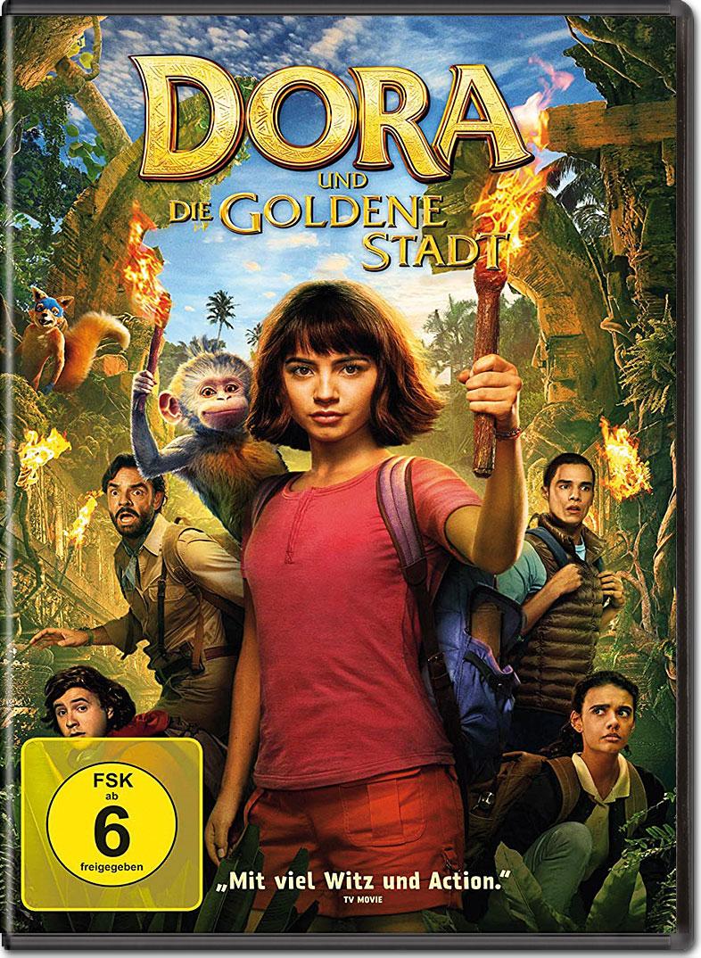 Dora Und Die Goldene Stadt Kinostart
