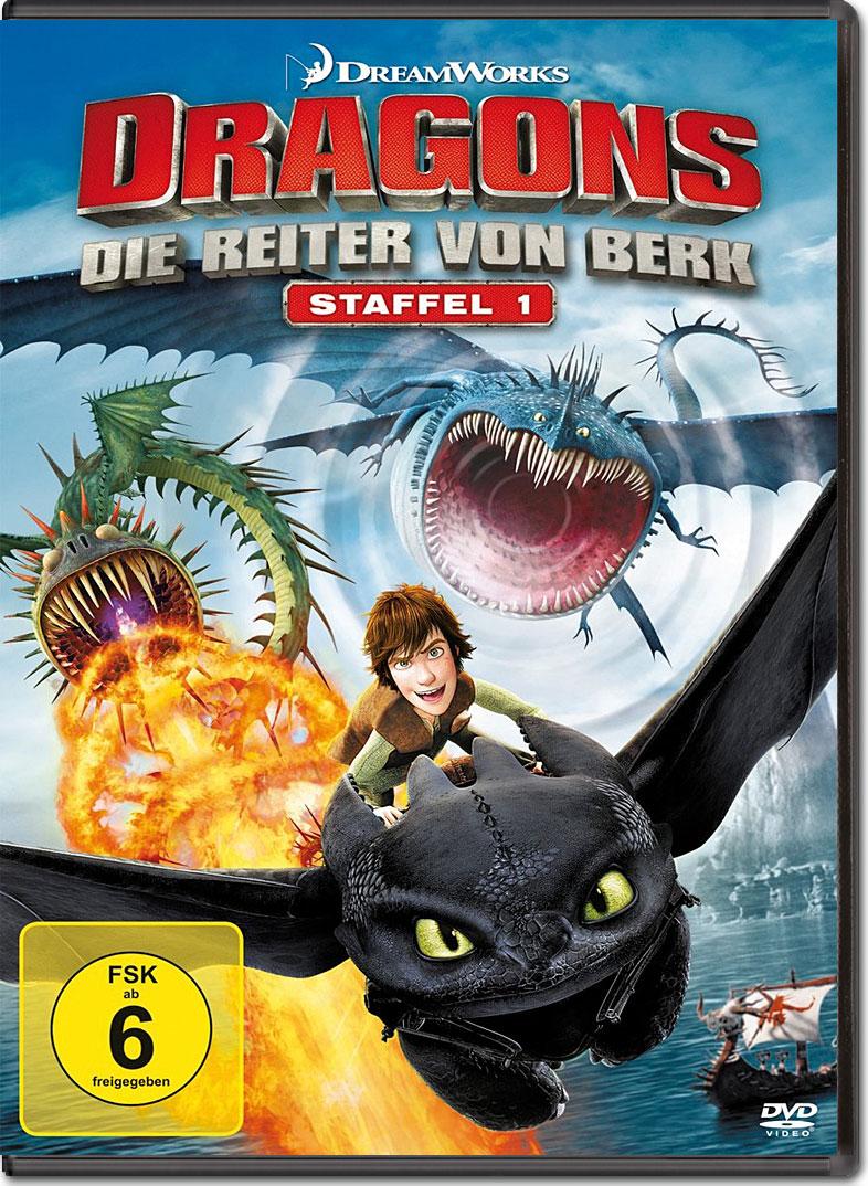 Dragons Staffel 1