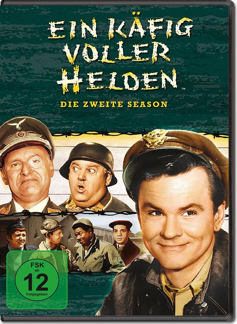 Ein Käfig Voller Helden Staffel 2 5 Dvds Dvd Filme World Of Games