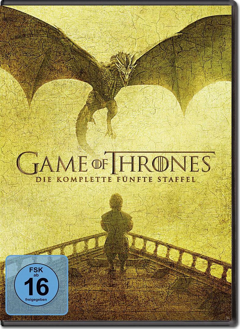 game of thrones staffel 5 5 dvds dvd filme � world of
