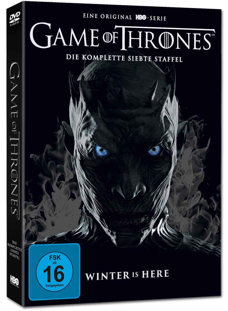 game of thrones staffel 7 box 5 dvds dvd filme. Black Bedroom Furniture Sets. Home Design Ideas