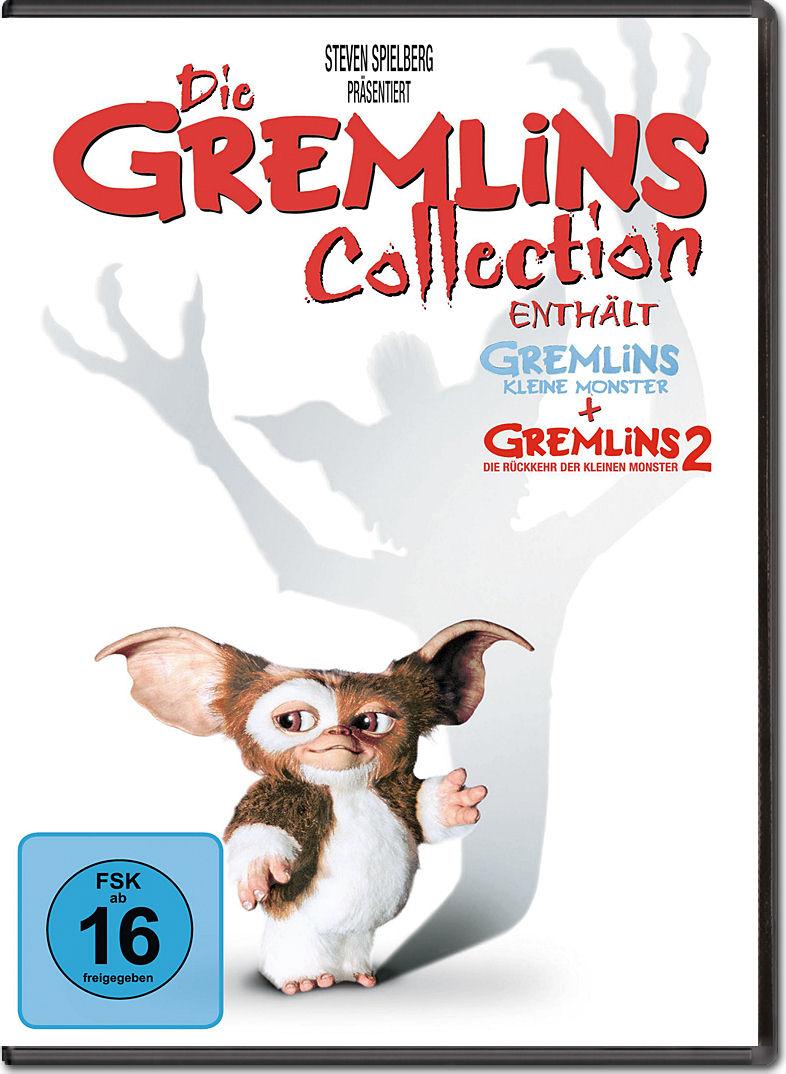 die gremlins collection 2 dvds dvd filme world of games. Black Bedroom Furniture Sets. Home Design Ideas
